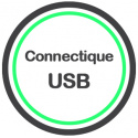 Connectique USB
